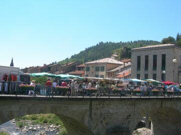 Photo Marché de Vals-les-Bains