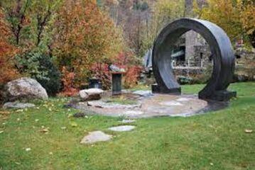 Photo Visite du jardin du violon des ruisseaux