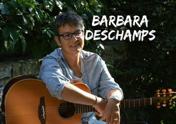 Photo Barbara DESCHAMPS en concert