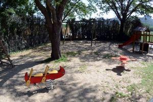 Camping le Chassezac aire de jeux