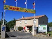 Camping les Peupliers à Vogüe