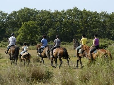 Equitation Ardeche