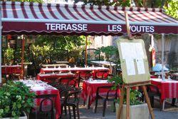 Hôtel - Auberge les Voûtes