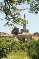 La village de Saint André de Cruzières