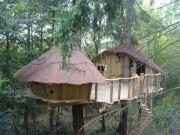 Les Cabanes d'Ardèche