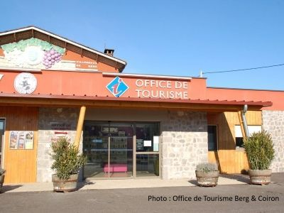 Office de Tourisme Berg & Coiron